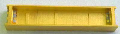 Металлокерамический корпус транзисторного усилителя мощности