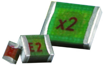 Слюдяные чип-конденсаторы Cornell Dubilier [4]