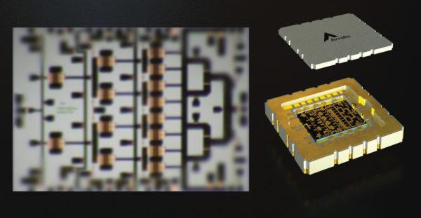 Предлагаемый корпус (Kyocera SGMR-B1193) для усилителя мощности. Изображение предоставлено Kyocera Corporation