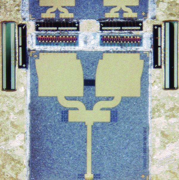 Внутрикорпусные схемы согласования транзистора 6П9143А3