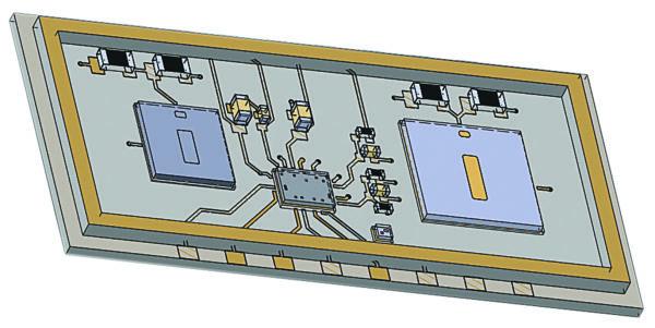 Внешний вид микросборки