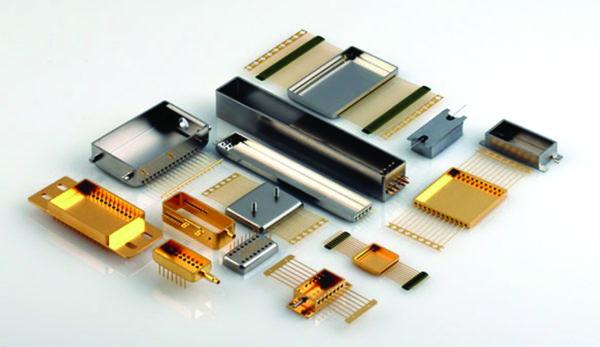 Выпускаемые компанией AMETEK ECP плоские корпуса FPAK для СВЧ-компонентов