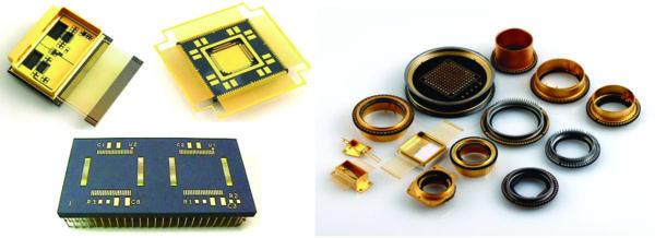 Изделия высокотемпературной керамики для корпусирования СВЧ-компонентов, выпускаемые компанией AMETEK ECP [19]