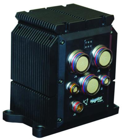 Концепция выполнения компонентов с использованием форм-фактора SFF стандарта VITA 74 (VNX) для рынка MIL/Aero [22]