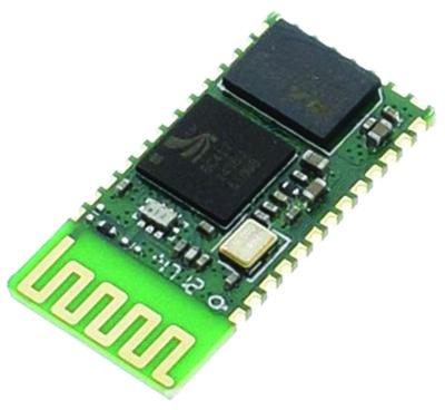 Серийный модуль приемопередатчика Bluetooth HC06 HC-06 во вставном исполнении