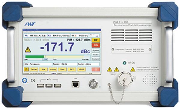 Внешний вид лабораторного анализатора ПИМ серии S1L от AWT Global