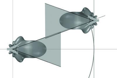 Ортогональный РИЦ без устройства слежения