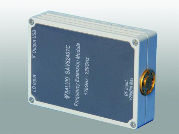 Конструктивное исполнение расширителей серии SAV82407 компании Saluki