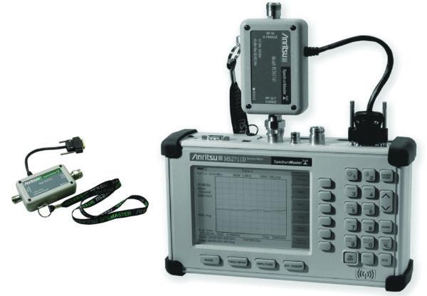 Преобразователь частоты FCN4760 и его использование с анализатором от компании Anritsu