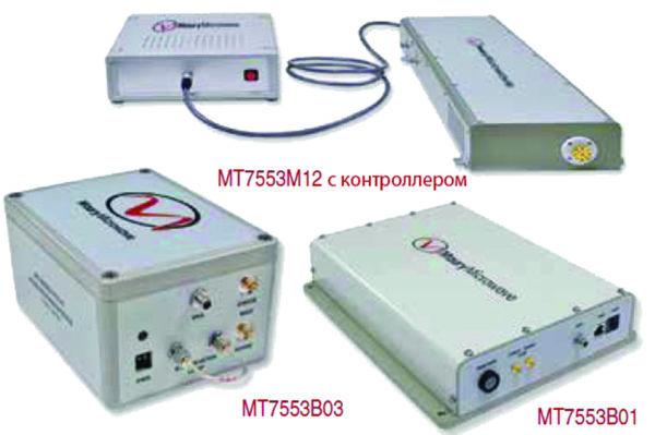 Расширители частот от компании Maury Microwave