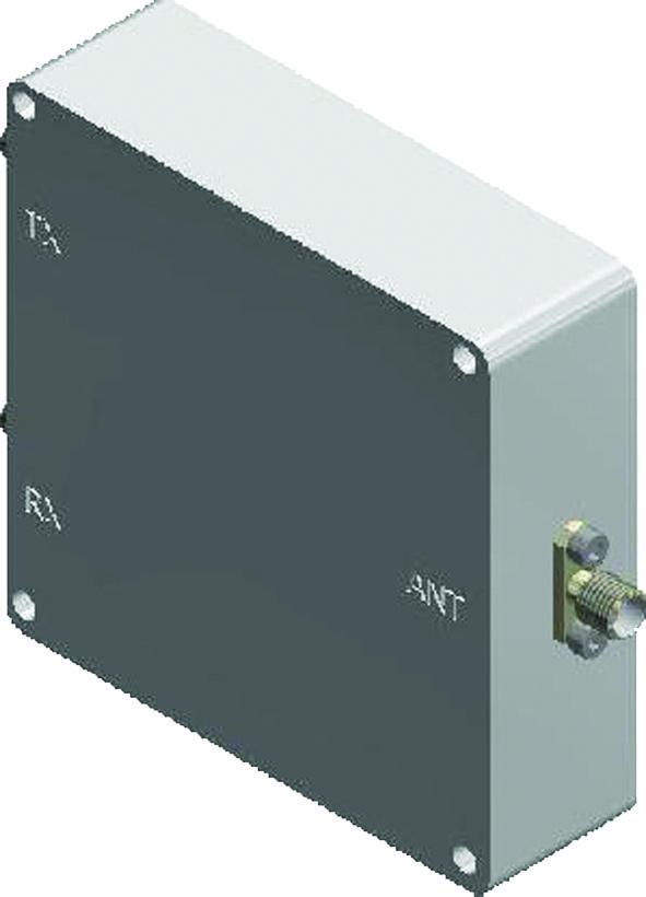 Мощный дуплексер MCD046