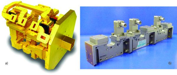 Волноводные сборки компании Microwave Applications Group (MAG) и сборка волноводных ответвителей WR28 компании L3 Narda-ATM