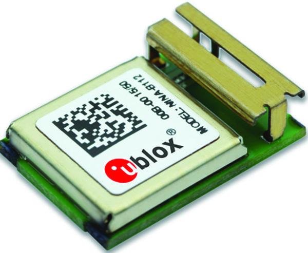 Автономный модуль NINA-B1 Bluetooth компании u-blox