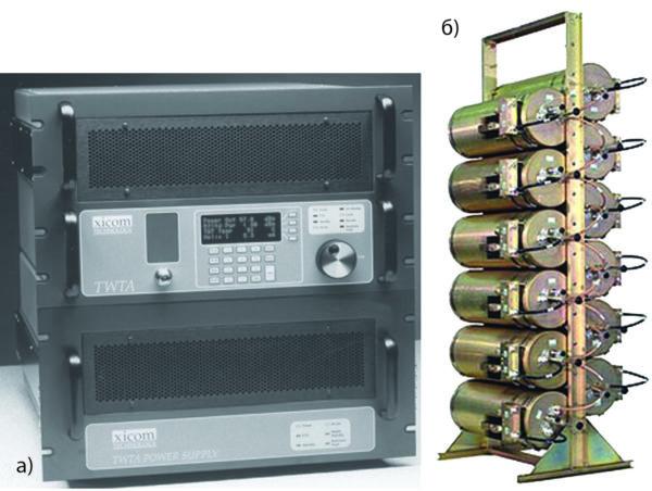Монтируемые в стойки цифровой усилитель XTRD-2000X (digital rack-mount amplifier), стоечный сумматор (комбайнер) передатчика серии 93-00 Series (T-Pass Transmit Combiner Racks)