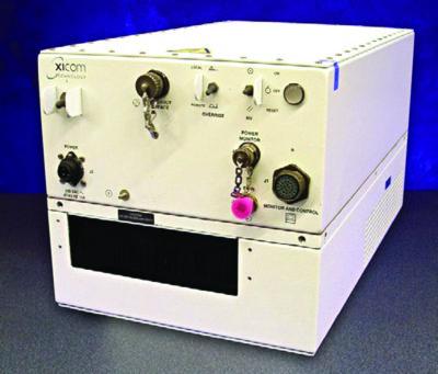 Устанавливаемый на антенне автономный усилитель мощности XTD-750-B1, производимый компанией Comtech Xicom Technology