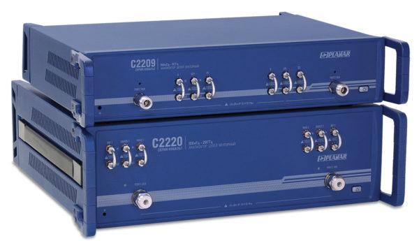 Векторные анализаторы цепей С2209 и С2220 серии КОБАЛЬТ
