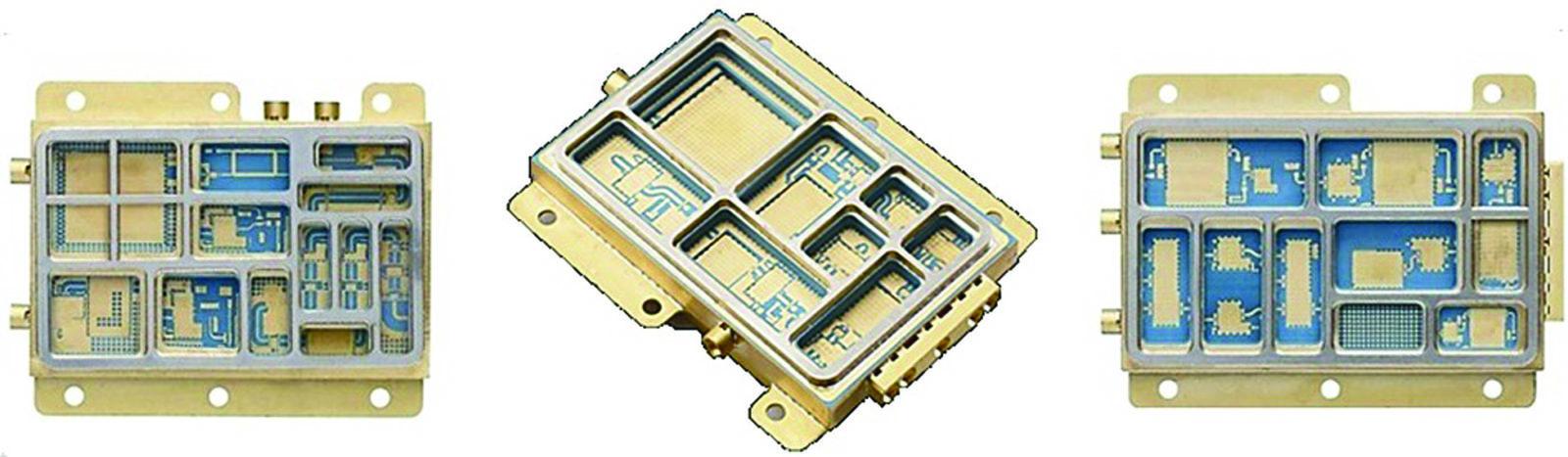 Корпуса для MCM-C-компонентов компании KYOCERA