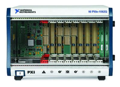 Вариант шасси для модулей PXI от компании National Instruments