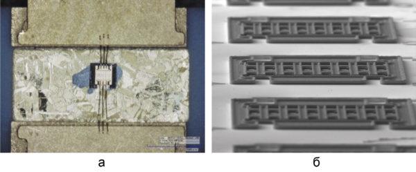 Транзисторный кристалл ТНГ103104-12 в металлокерамическом корпусе