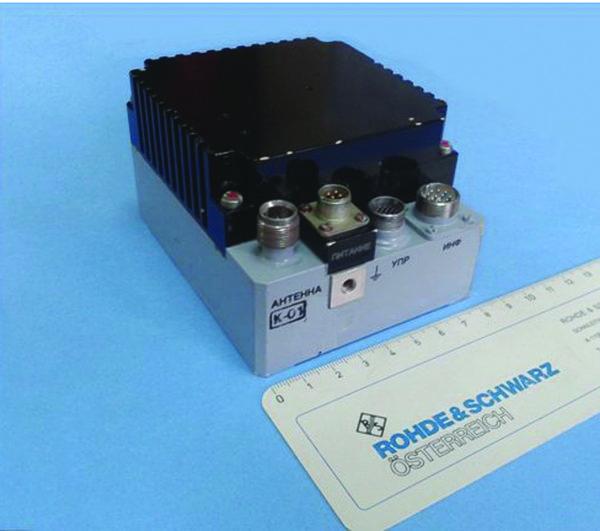 Радиопередающее устройство на импортных электронных компонентах