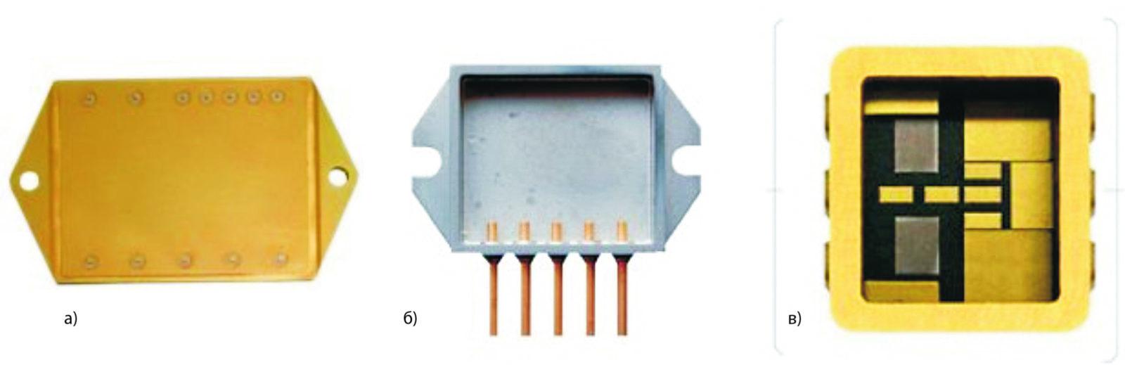 Металлокерамические корпуса PP5452-12