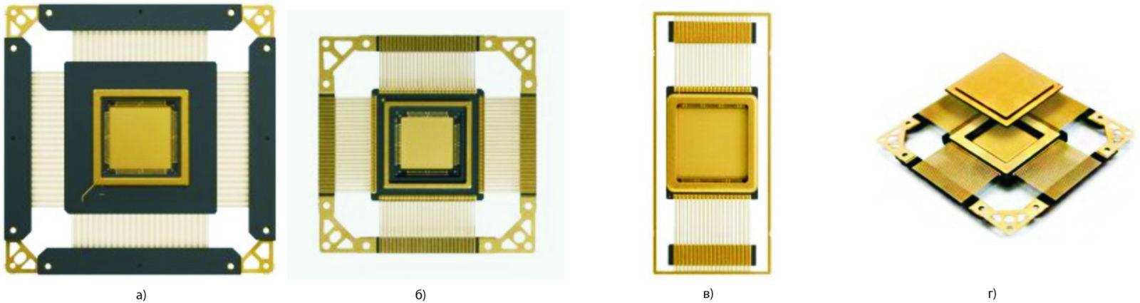 Металлокерамические корпуса, выпускаемые АО «Тестприбор»