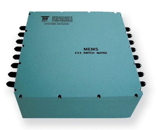Матричный переключатель сигналов 18A7NF-1 производства Renaissance Electronic Corporation
