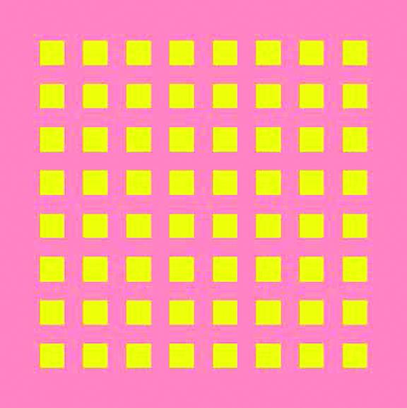 Антенная решетка 8×8 на подложке размером 52,5×52,5 мм