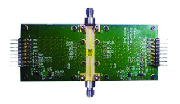 Оценочная плата MMIC LE-Ka1330308