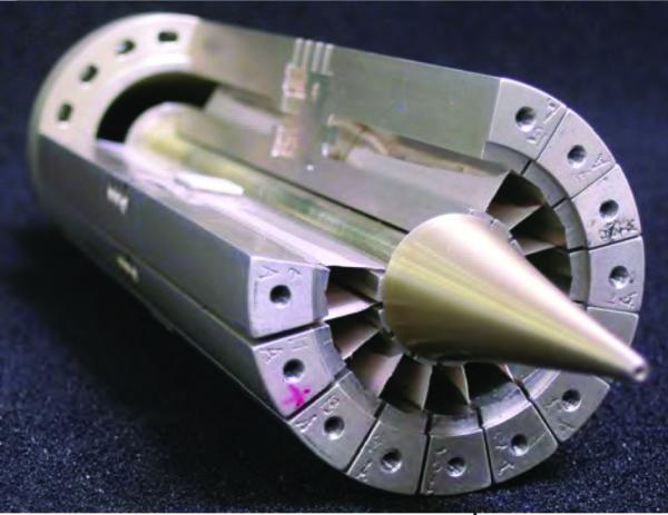 Усилитель, выполненный по технологии Spatium [10]