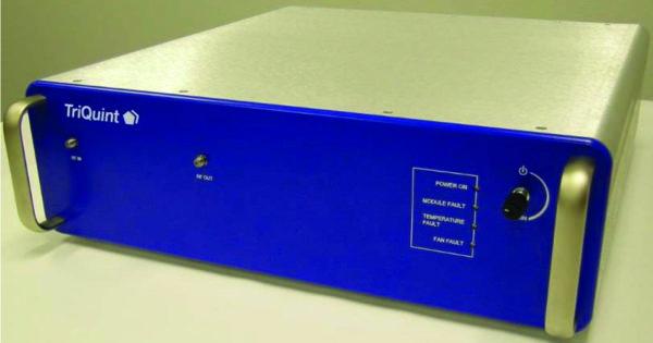Фотография усилителя модели RM022020