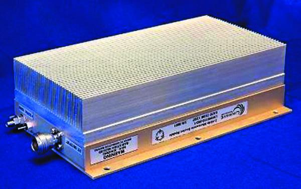 Твердотельный усилитель для диапазона 2,45 ГГц