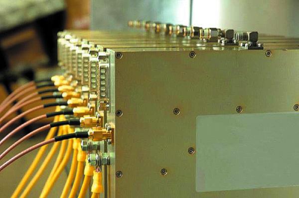 Импульсный трансивер для РЛС