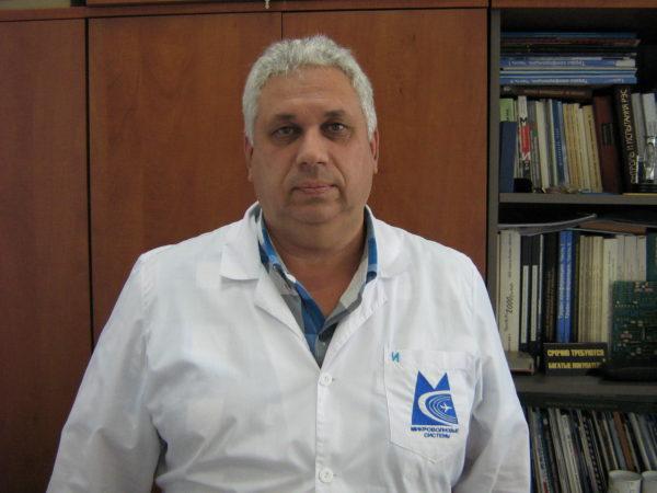 Сергей Исаев, генеральный директор «Микроволновые системы»