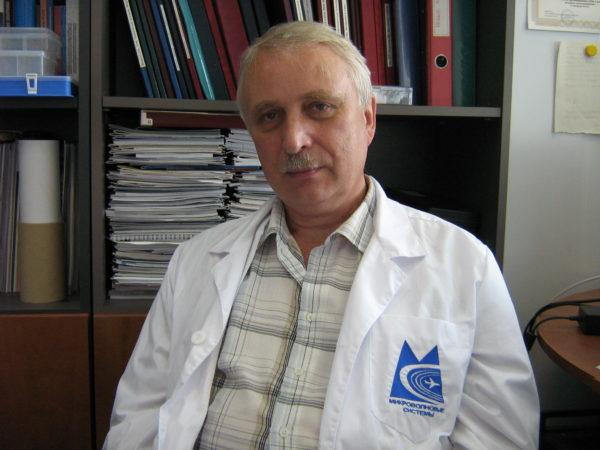 Андрей Кищинский, заместитель директора, главный конструктор АО «Микроволновые системы»