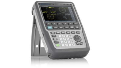 Новый портативный векторный анализатор цепей до 26,5 ГГц